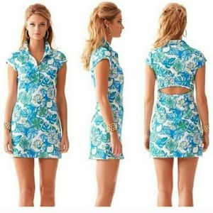 Lilly Pulitzer rayna sweet and sour polo dress